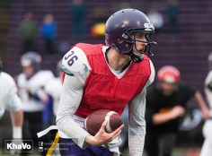 20170331 - Kha Vo - Laurier Football scrimmage vs Guelph_-142