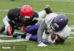 20170331 - Kha Vo - Laurier Football scrimmage vs Guelph_-150