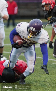 20170331 - Kha Vo - Laurier Football scrimmage vs Guelph_-172