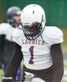 20170331 - Kha Vo - Laurier Football scrimmage vs Guelph_-20