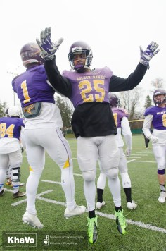 20170331 - Kha Vo - Laurier Football scrimmage vs Guelph_-27