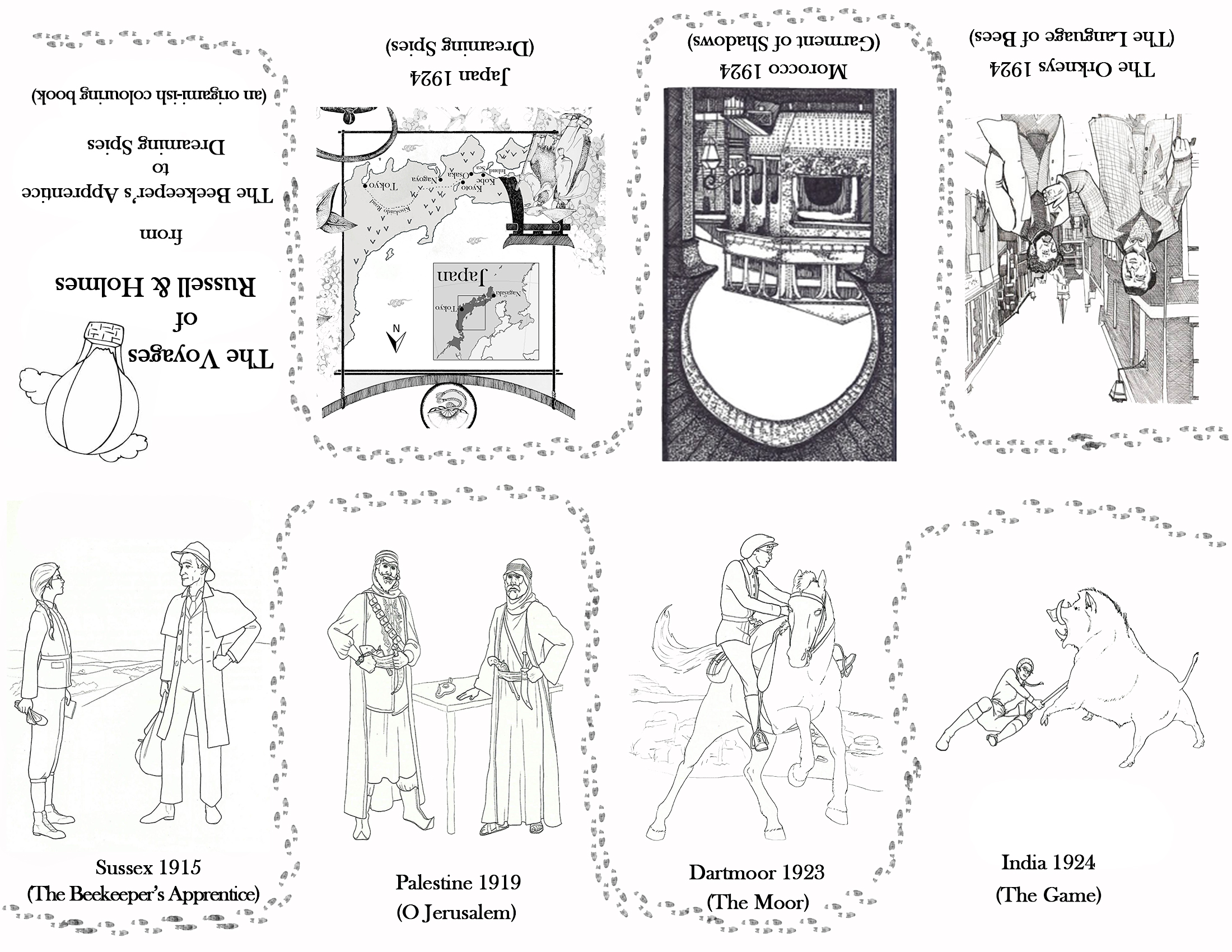 coloring-book-voyages-of-russell-holmes-dreaming-spies