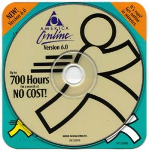 AOL Dial Up CD