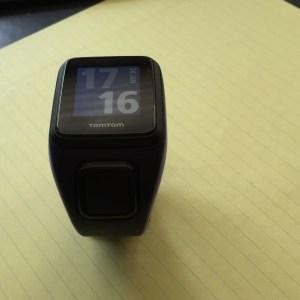 tomtom watch