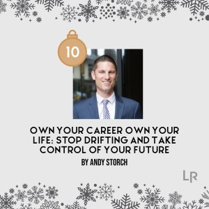 Own Your Career Own Your Life by Andy Storch