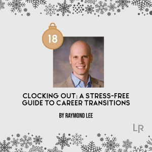 Clocking Out by Raymond Lee