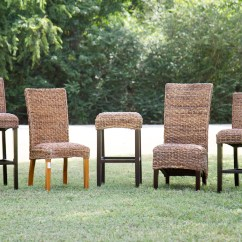 Banana Leaf Dining Room Chairs Korean Revolving Chair Keep Up With Aunt Laurie On Her Blog