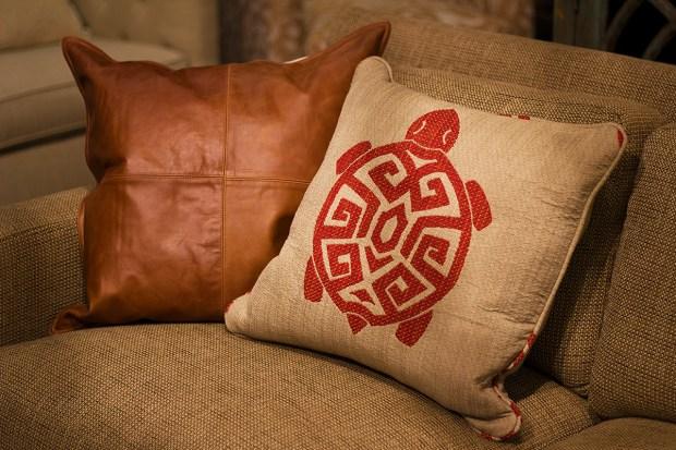 Turtle pillows