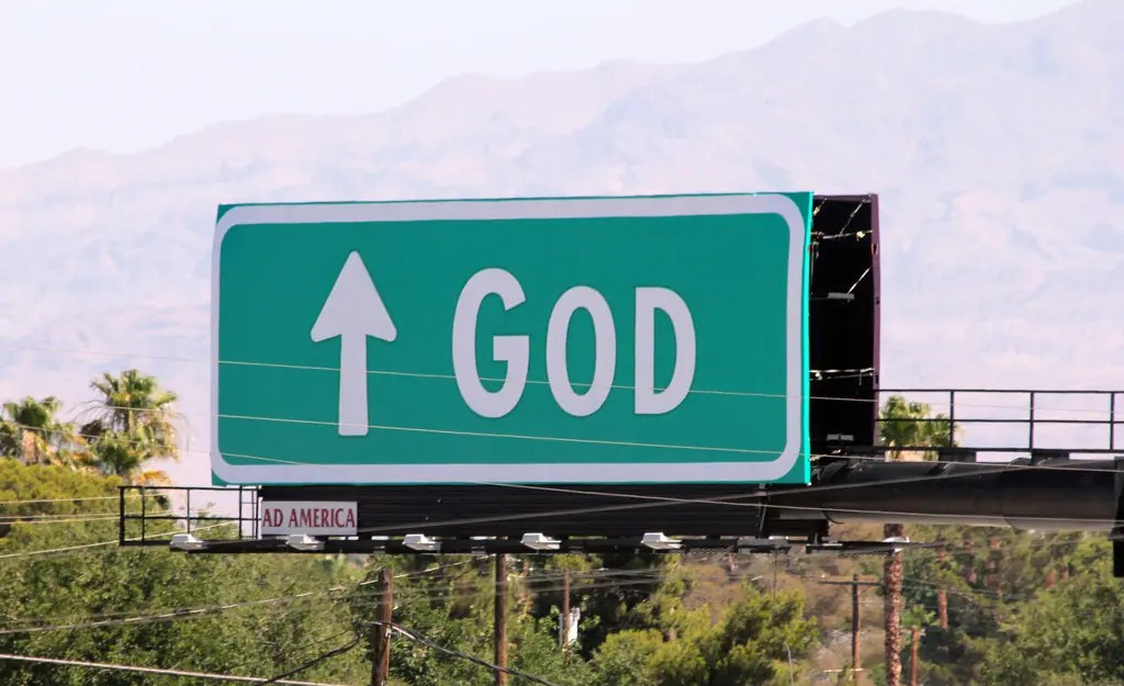 Asking God for signs
