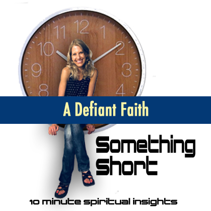 A Defiant Faith