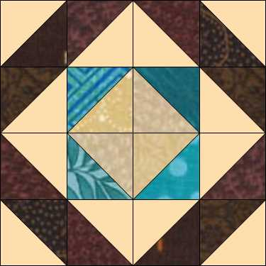 image Mosaic, No 5 block from EQ7 Library