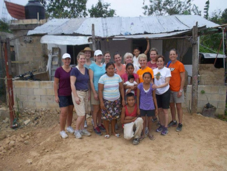 Mission Trip:  Cancun 2013