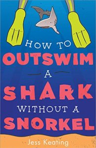 Howto Outswim a Shark Without a Snorkel cover
