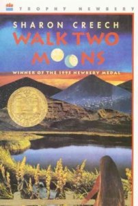 Walk Two Moons cover