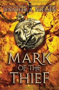 Mark of the Thief cover