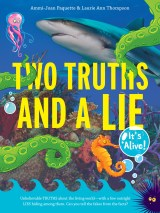 Two Truths and a Lie: It's Alive cover