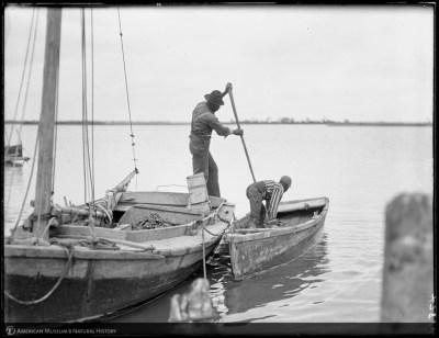 Dimock SC fishermen