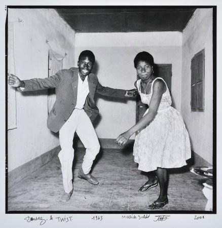 Sidibe-Dansez-la twist