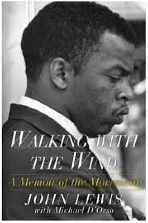 cover of Walking with the Wind