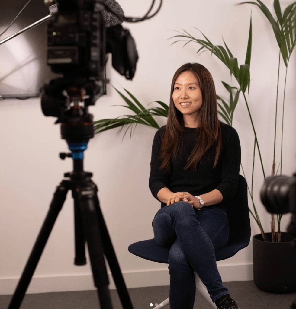 interview laurie wang