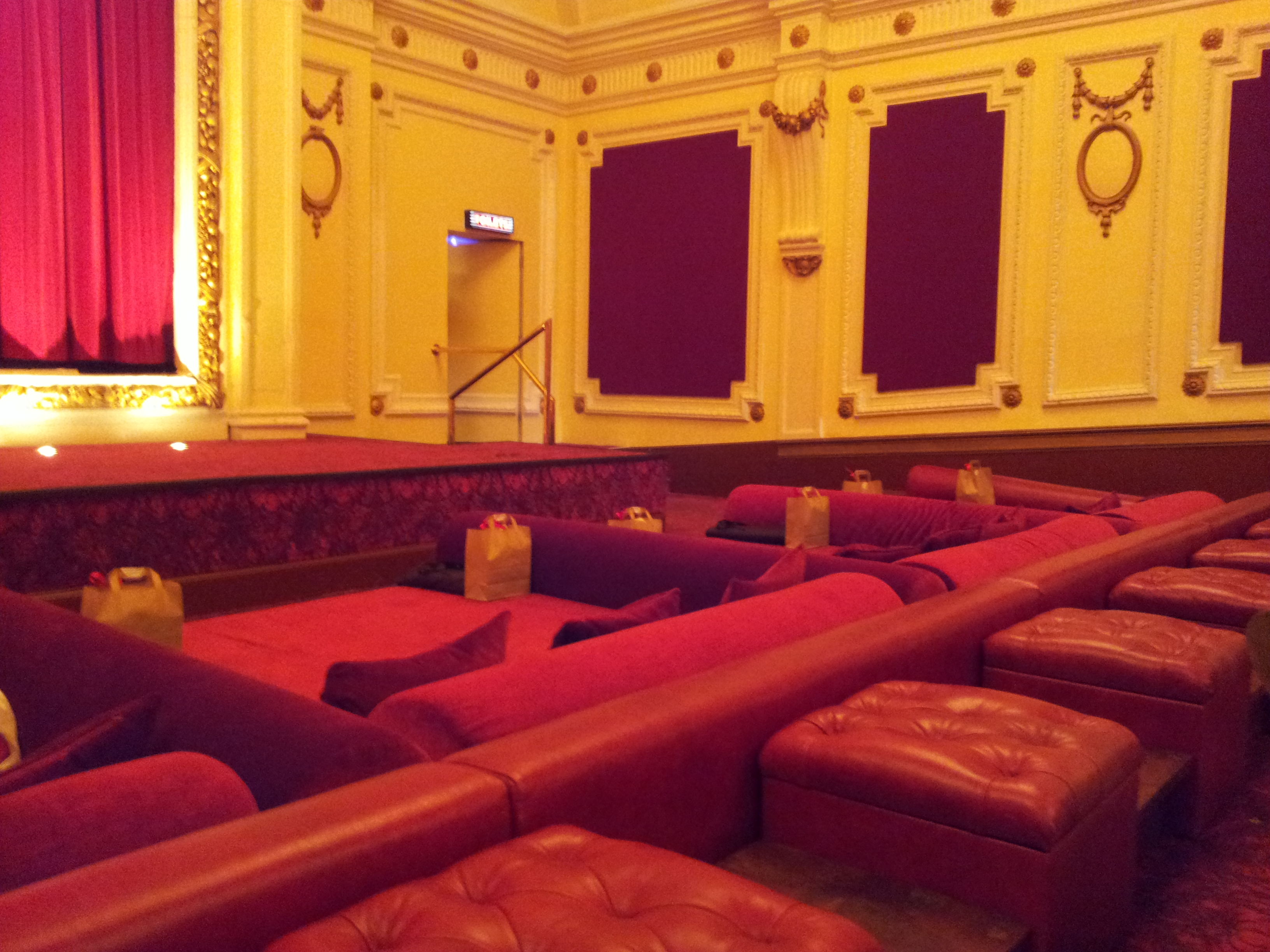 east london sofa cinema foam mattress sleeper day out in notting hill and electric new yorker