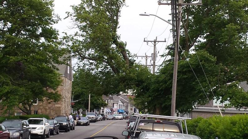 Woods Hole Street