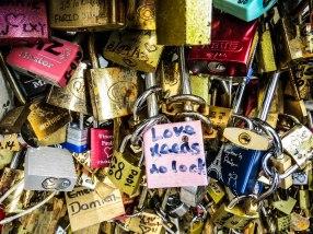 Love needs no lock