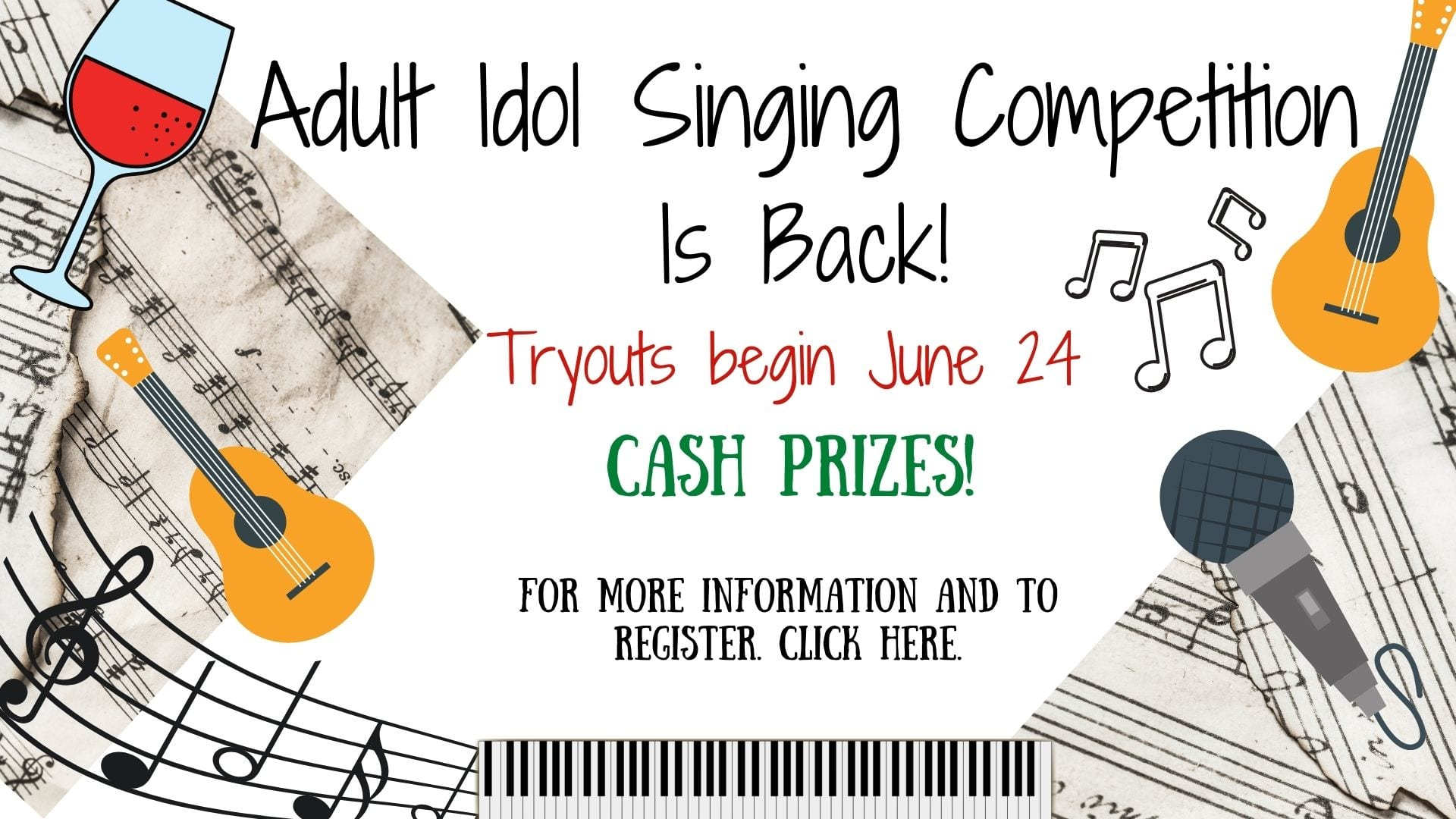 Idol competition 2021 adult