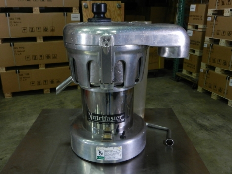 Nutrifaster N450 Commercial Juice Extractor  Lauro Equipment
