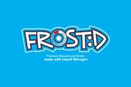 Frosted Logo Design