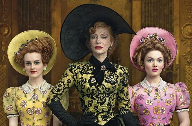 cinderella-lady-tremaine-sisters