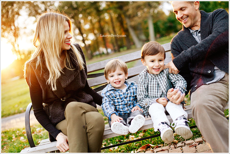 The Bersani's Lifestyle Family Preview  Lauryn Byrdy