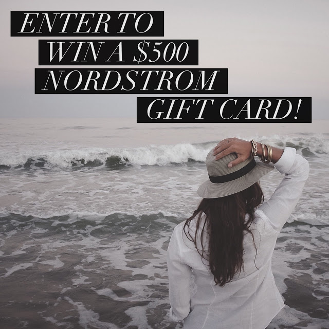 nordstrom e gift card giveaway