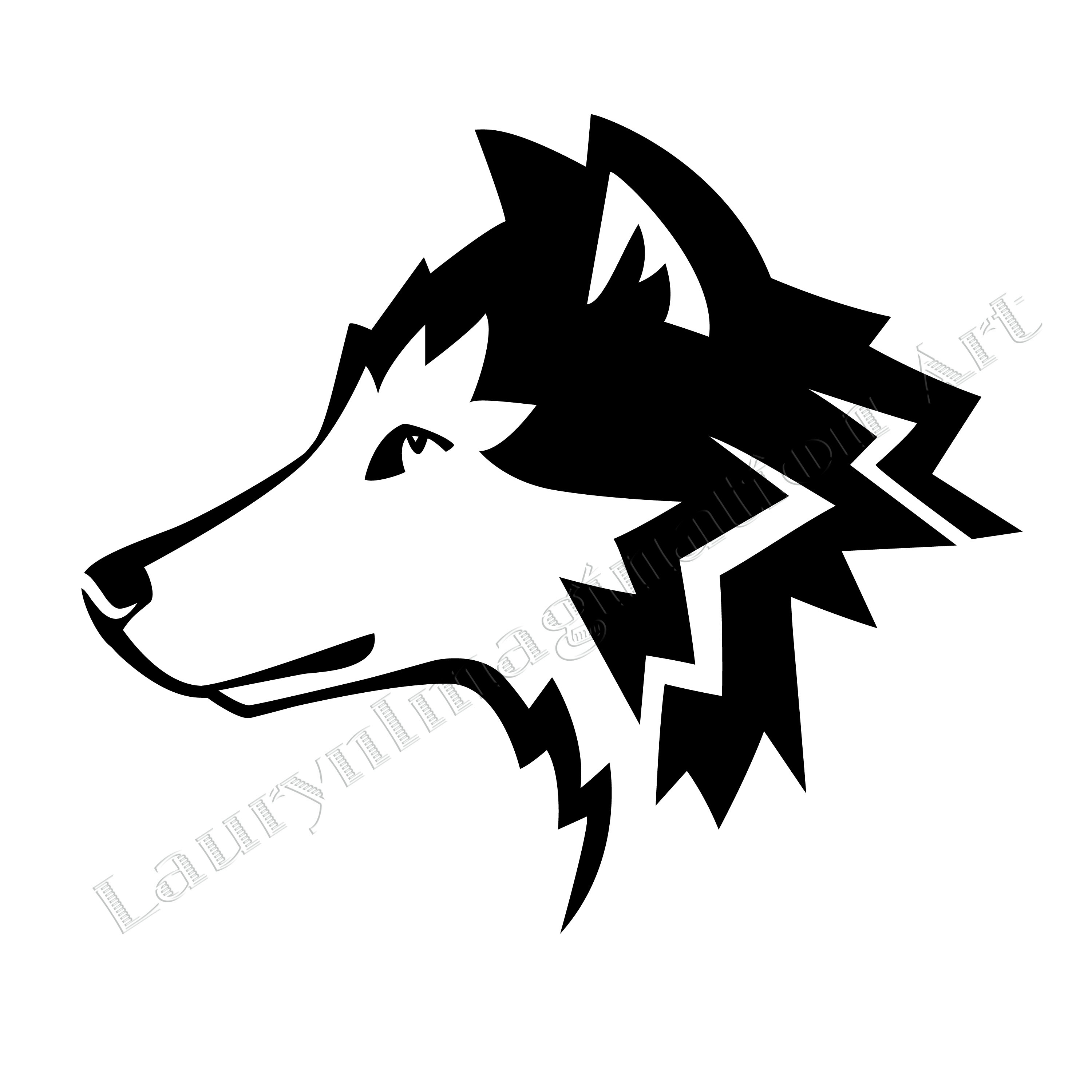 Wolves Symbols And Black Wolves