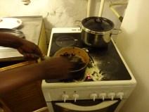 Frying up Caterpillars