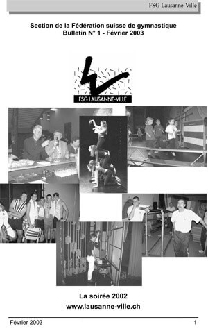 Journal 2003 – Février
