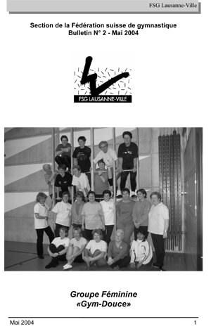 Journal 2004 – Mai
