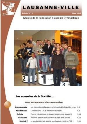 Journal 2011 – Mars