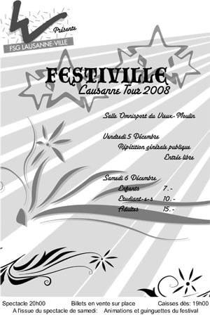 Soirée 2008