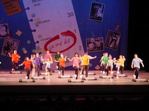 2001 – Gala UGL au Théâtre de Beaulieu (1er décembre)