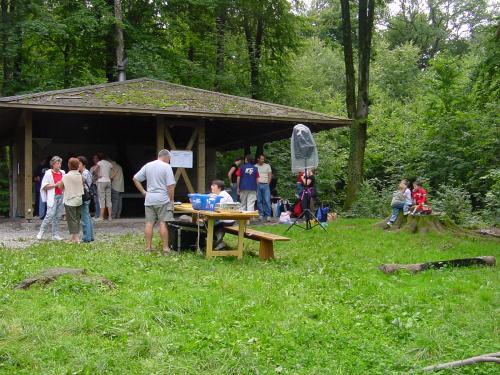 2004 – Journée récréative à Sauvabelin (29 août)