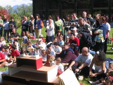 2006 – Fête de Printemps et Finale des Champions Suisses de Volley à Dorigny (21 mai)