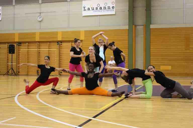 2012 – Championnat vaudois de gymnastique de société à la Vallée de la Jeunesse (2 et 3 juin)