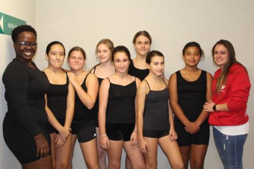 2019 - Soirée de gymnastique à l'Aula des Bergières: Au fil du temps (15 au 16 novembre) ¦ Coulisses
