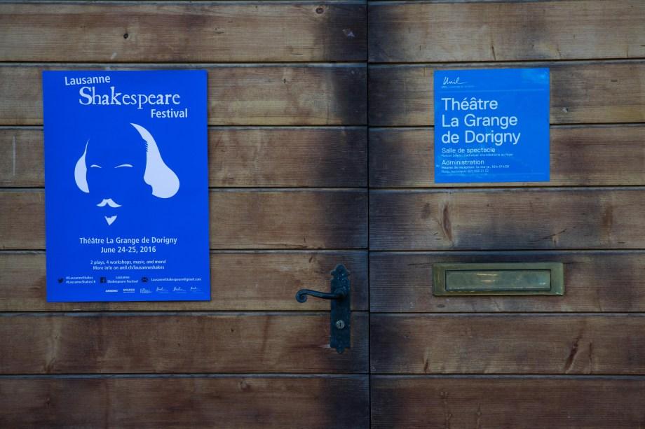 LSF Day 1 – La Grange de Dorigny