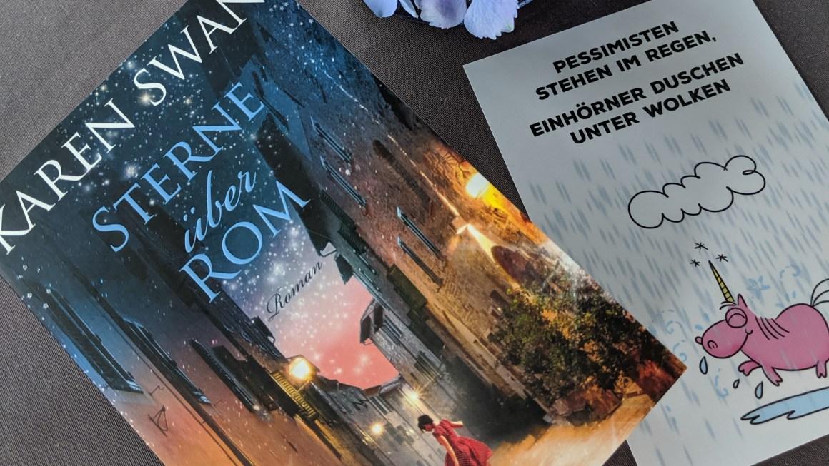 Sterne über Rom von Karen Swan