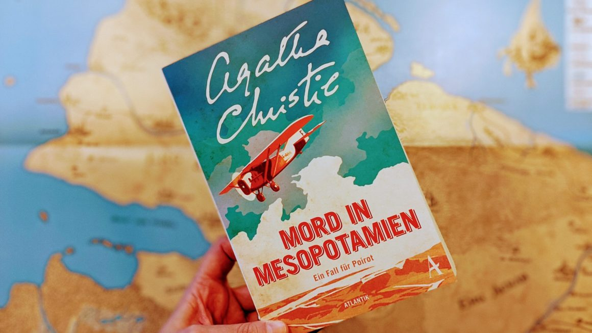 Mord in Mesopotamien von Agatha Christie