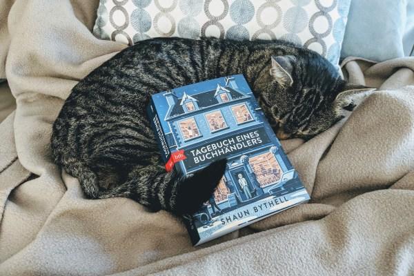 Tagebuch eines Buchhändlers von Shaun Bythell