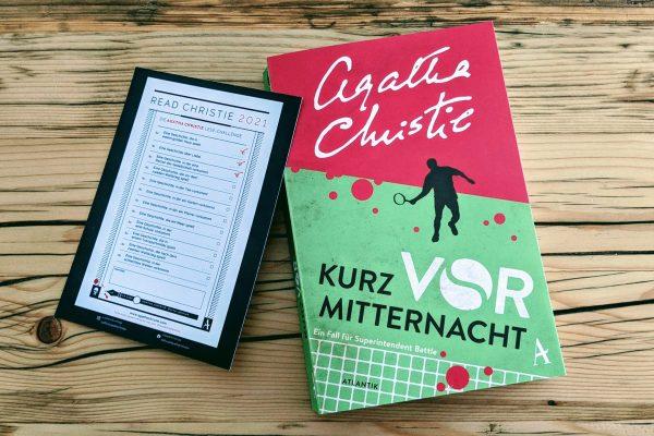 Kurz vor Mitternacht von Agatha Christie