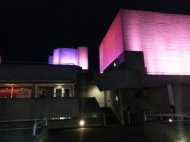 Lights at the National Theatre